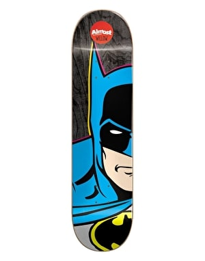 Almost x DC Comics Willow Batman Split Face Pro Deck - 7.75