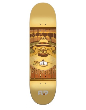 Flip Berger Mercenaries Pro Deck - 8
