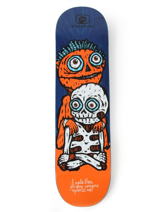 Program Conspire Team Deck - 8.25""