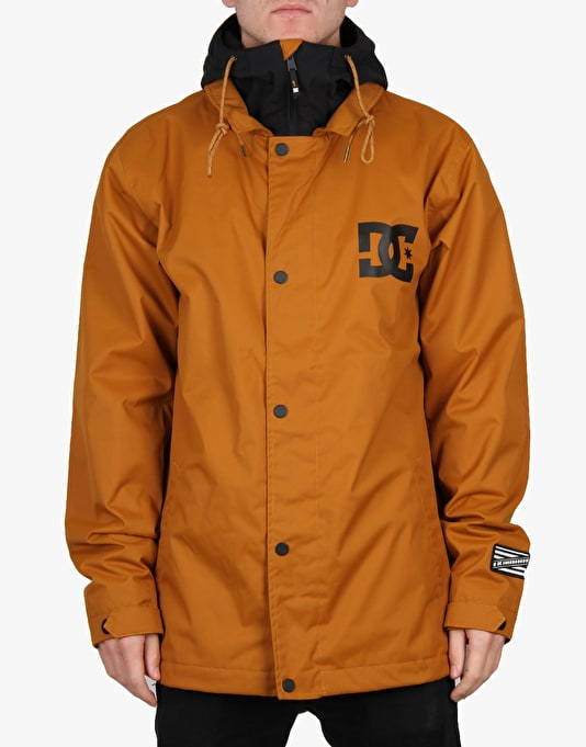 DC Cash Only 2016 Snowboard Jacket - Cathay Spice