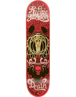 Death Jackson Collector Pro Deck - 8.5