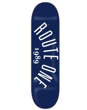 Route One Arch Logo Team Deck - 8.25