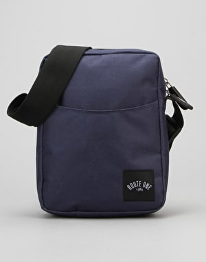 Route One Flight Bag - Navy