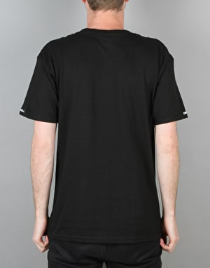 Crooks & Castles No.38 T-Shirt - Black