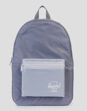 Herschel Supply Co. Packable Backpack - Grey/Lunar Rock