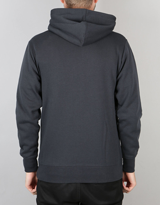 Santa Cruz Bolt Dot Zip Hoodie - Shadow