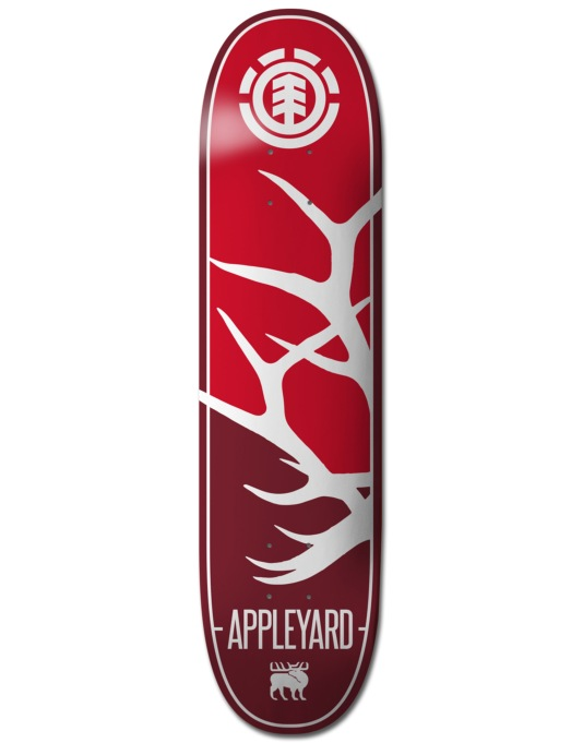 Element Appleyard Silhouette Featherlight Pro Deck - 8.25""