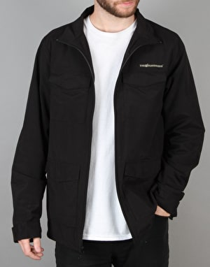The Hundreds Contras Military Jacket - Black