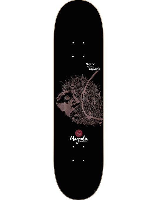 Magenta x Tavu Dance of the Infidels Guest Artist Deck - 8.125""