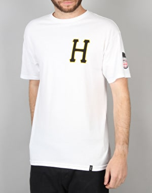 HUF Classic H Regal T-Shirt - White