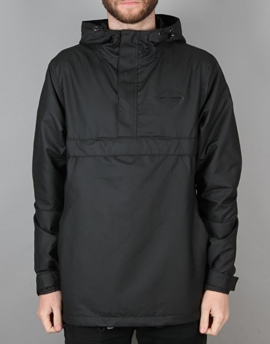 The Hundreds Unmask Windbreaker - Black