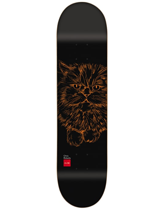 """Chocolate Roberts One Off Pro Deck - 8.375"""""""