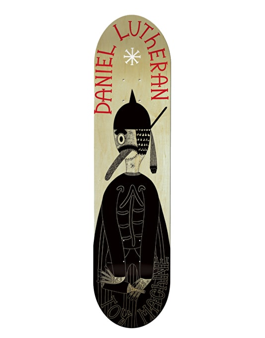 Toy Machine Lutheran Peace Pro Deck - 8.375""