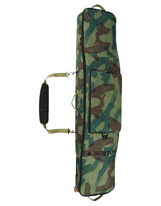 Burton Wheelie Gig Bag 166cm Snowboard Bag - Denison Camo