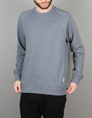 Carhartt Holbrook LT Sweatshirt - Blue Noise Heather