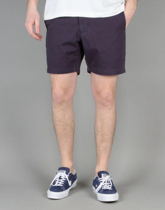 "Globe Goodstock Short Chino Walkshort 17"" - True Navy"