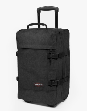 Eastpak Transverz Small Luggage Bag - Black