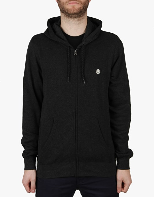 Element Cornell Zip Hoodie - Charcoal Heather