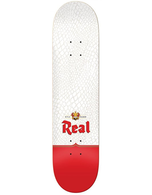 Real Walker Premium Pro Deck - 8.38""