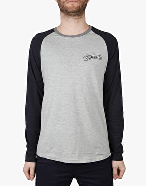 Element Howe L/S T-Shirt - Grey Heather