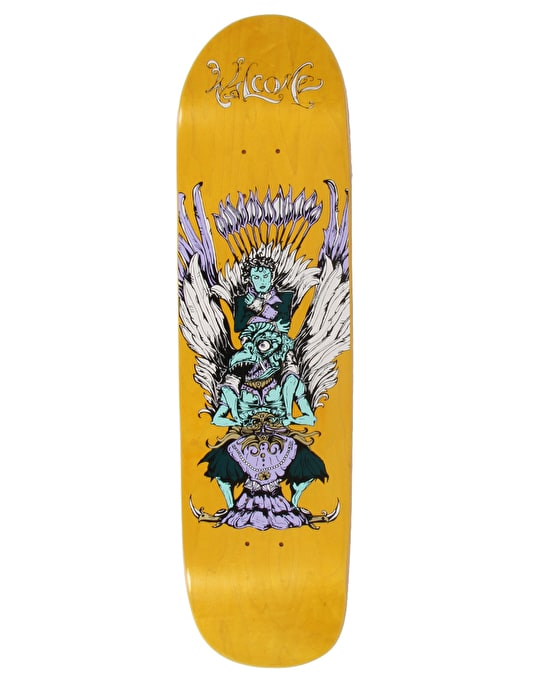 Welcome Adam x Garuda on Son of Planchette Team Deck - 8.375""