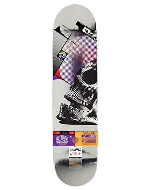Alien Workshop Sectachrome Skull Team Deck - 8
