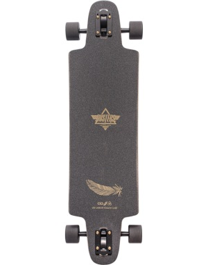 Dusters Pena Lite Drop Though Carbon Hlw Core Longboard - 36