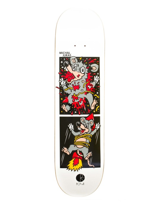 Polar Juras Mouse Rocket Pro Deck - 8.25""