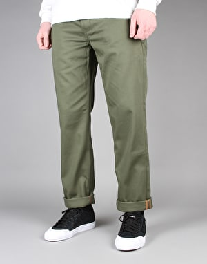 Levi's Skateboarding Work Pants - Ivy Green