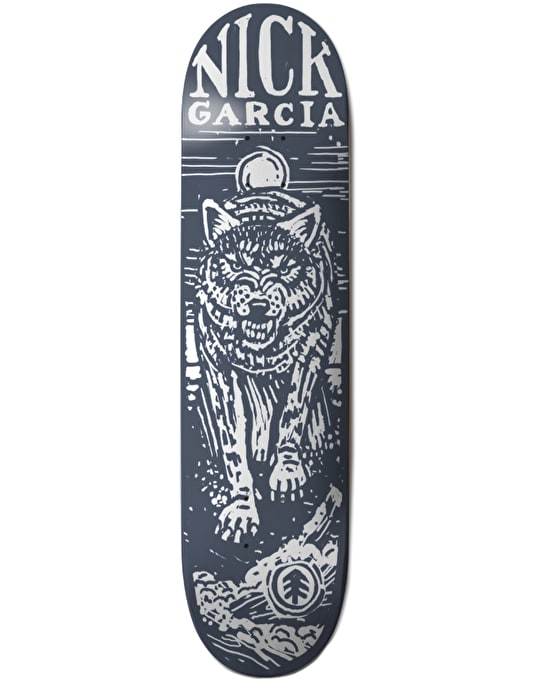 Element Garcia Predator Featherlight Pro Deck - 8""