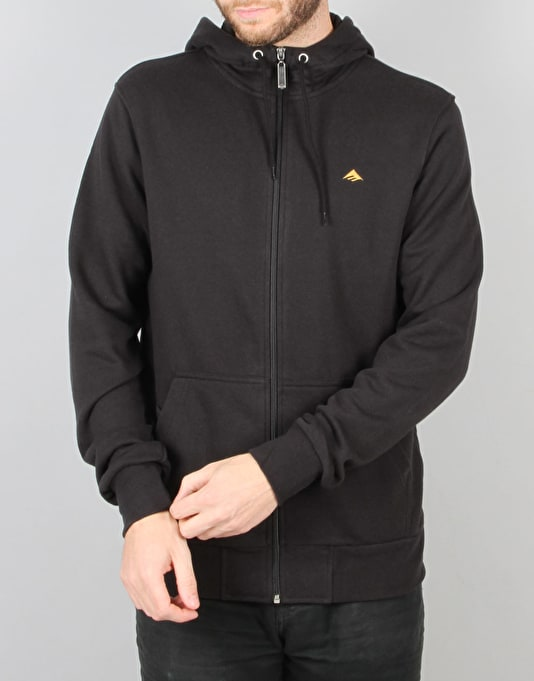 Emerica Triangle 2 Pullover Hoodie - Black/Gold