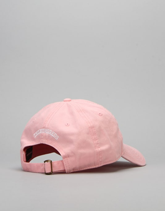 The Hundreds Solid Strapback Cap - Pink