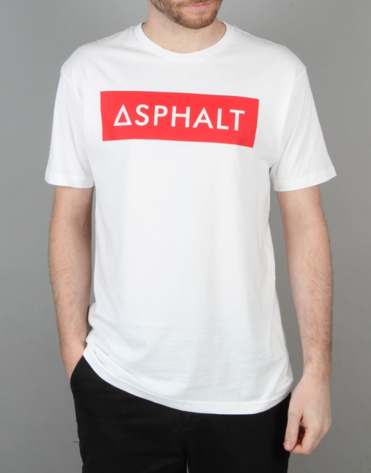 Asphalt Yacht Club Absolute T-Shirt - White
