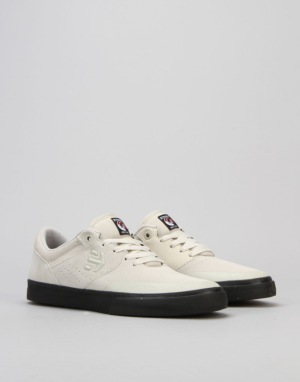 Etnies Marana Vulc 30th Birthday Skate Shoes - White/Black