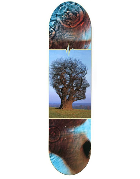 Habitat x Pink Floyd Tree Face Team Deck - 8.375""