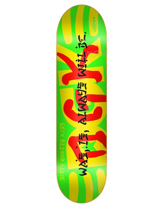 DGK Always Team Deck - 8.1""