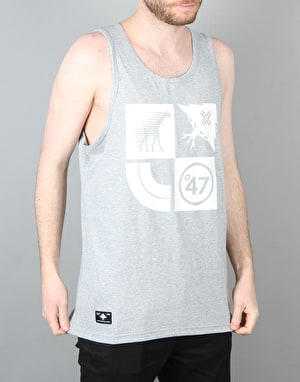 LRG Research Collection Tank - Ash Heather
