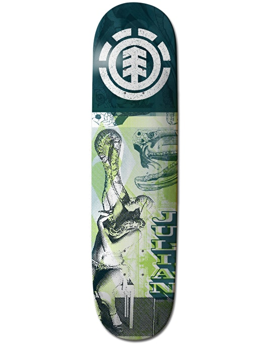 Element Julian Overprint Featherlight Pro Deck - 8.375""