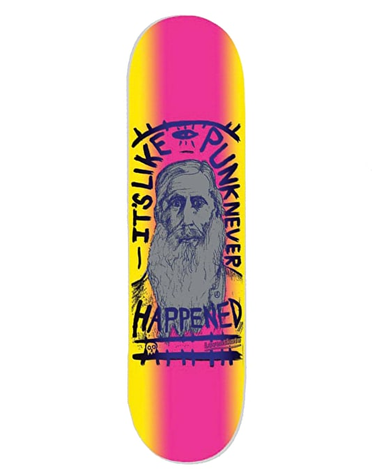 Lovenskate It's Like Punk Never Happened Team Deck - 8.5""