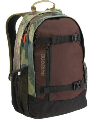 Burton Day Hiker Pack - Dension Camo