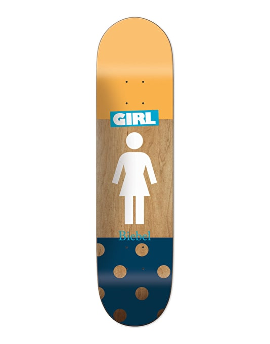 Girl Biebel Blocked OG Pro Deck - 7.875""