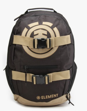 Element Mohave Skatepack - Black/Tan