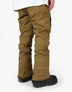 DC Dealer 2016 Snowboard Pants - Military Olive