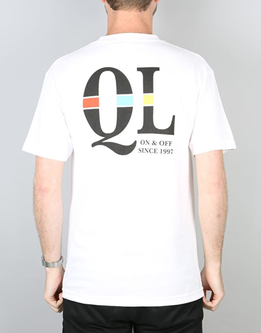 The Quiet Life Unchained T-Shirt - White