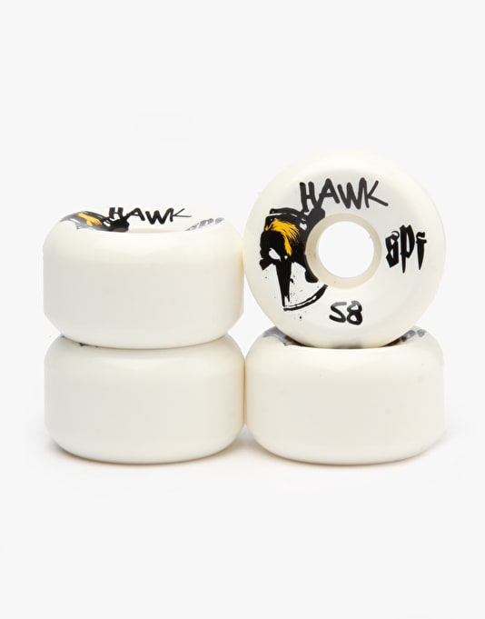 Bones Hawk McSqueeb SPF Pro Wheel - 58mm