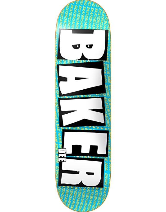 Baker Dee Brand Name Pro Deck - 8.475""