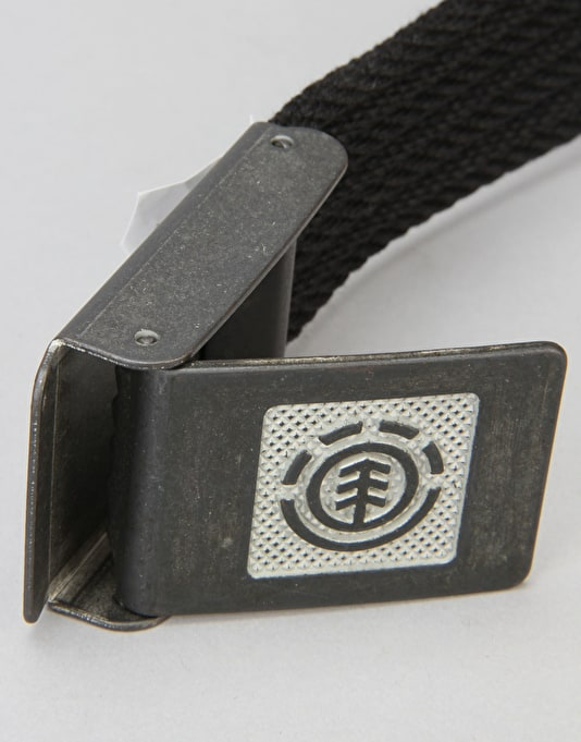 Element Faber Web Belt - Flint Black
