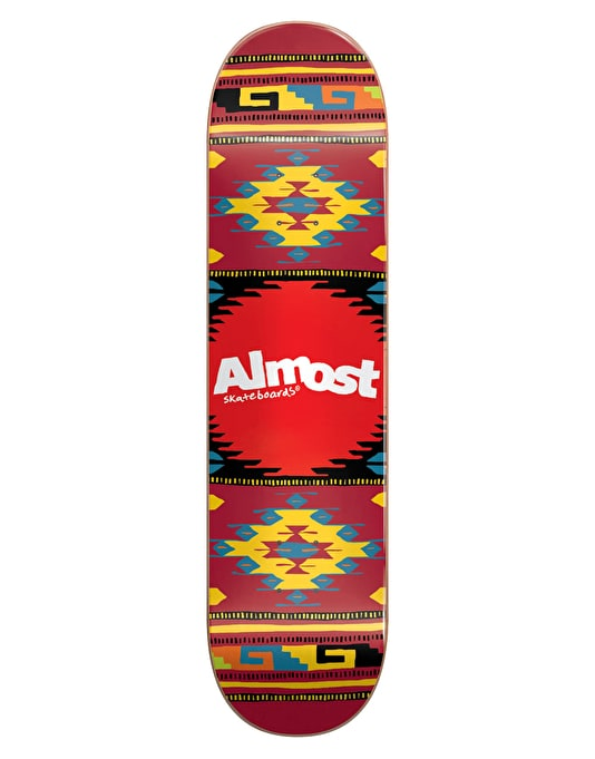 Almost Aztek Team Deck - 7.75""