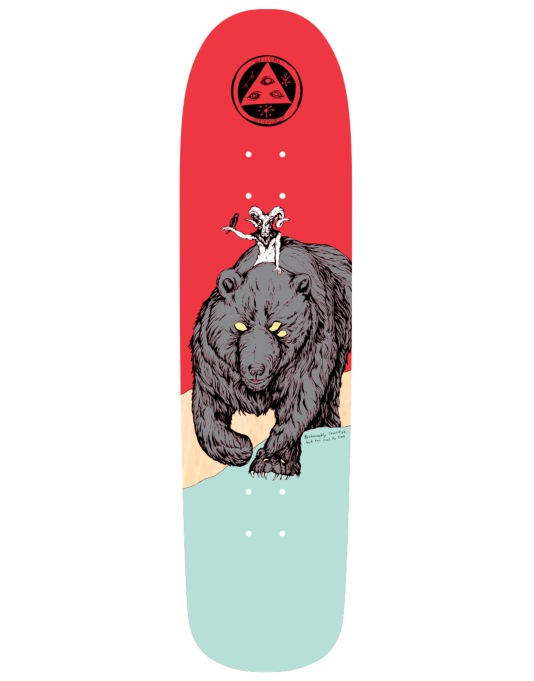Welcome Balan on Son of Planchette Team Deck - 8.38""