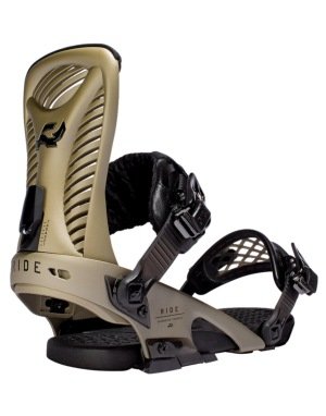 Ride Capo 2016 Snowboard Bindings - Gold